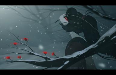 Blade Under Mask: Precipitation