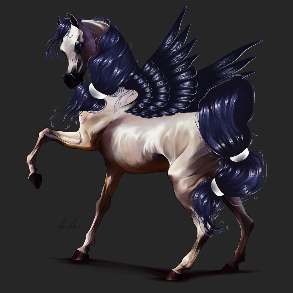 horse design III