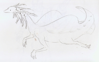 axolotl dragon