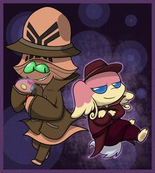 Commission: Reggie and Mimi