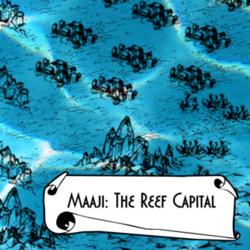 Maaji, the Reef Capital