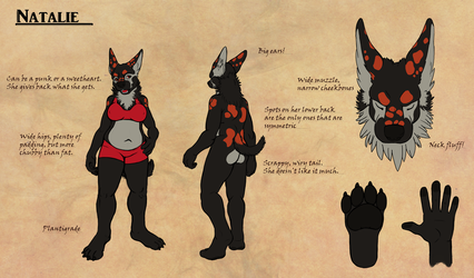 Natalie Reference Sheet (Clean)