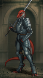 [C] The Knight