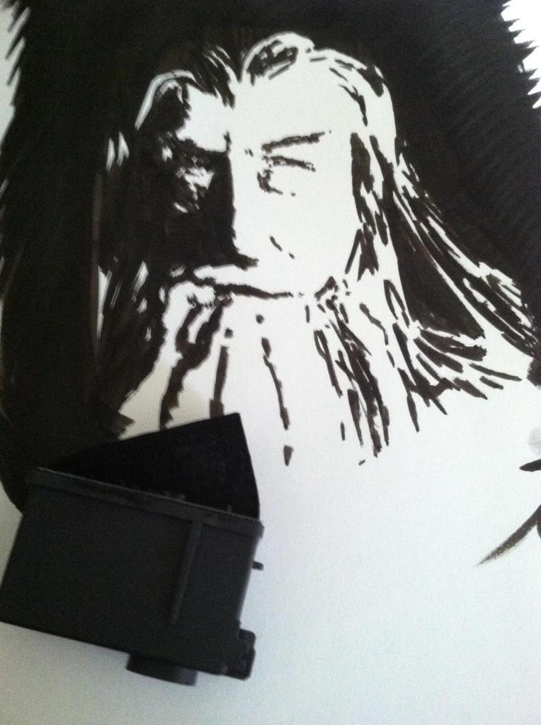 Gandalf the Black and White