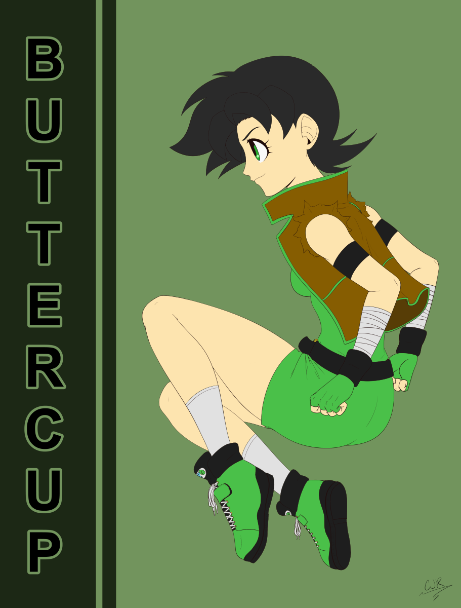 Buttercup Z