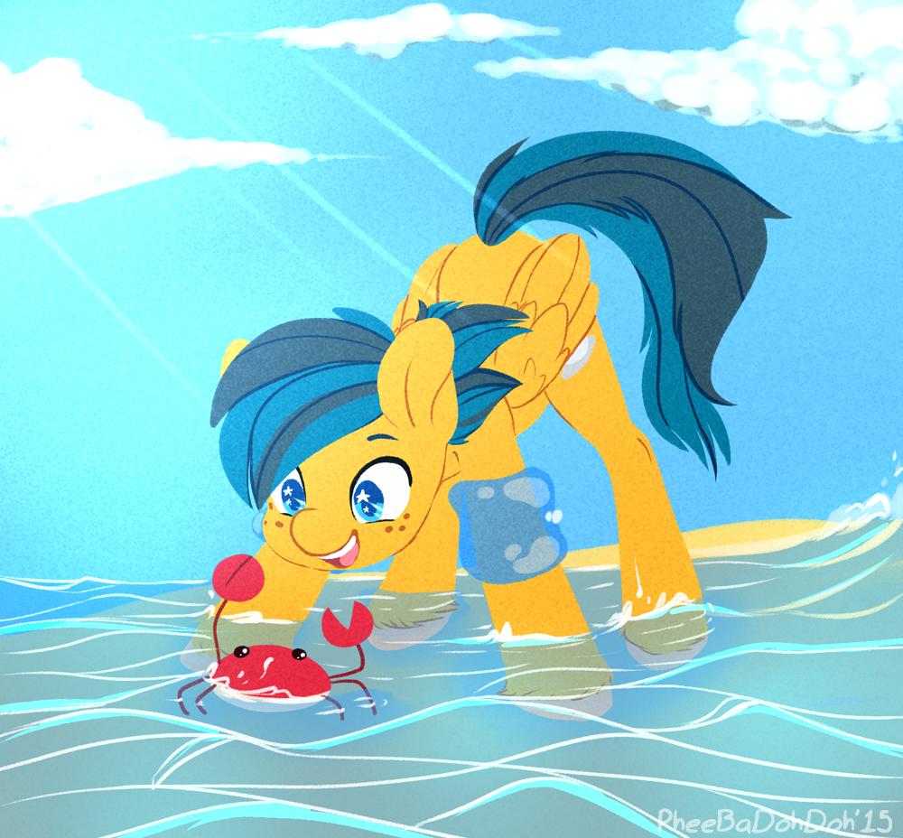 :CM: Ocean Friend
