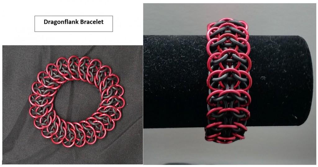 Dragonflank Bracelet Commission