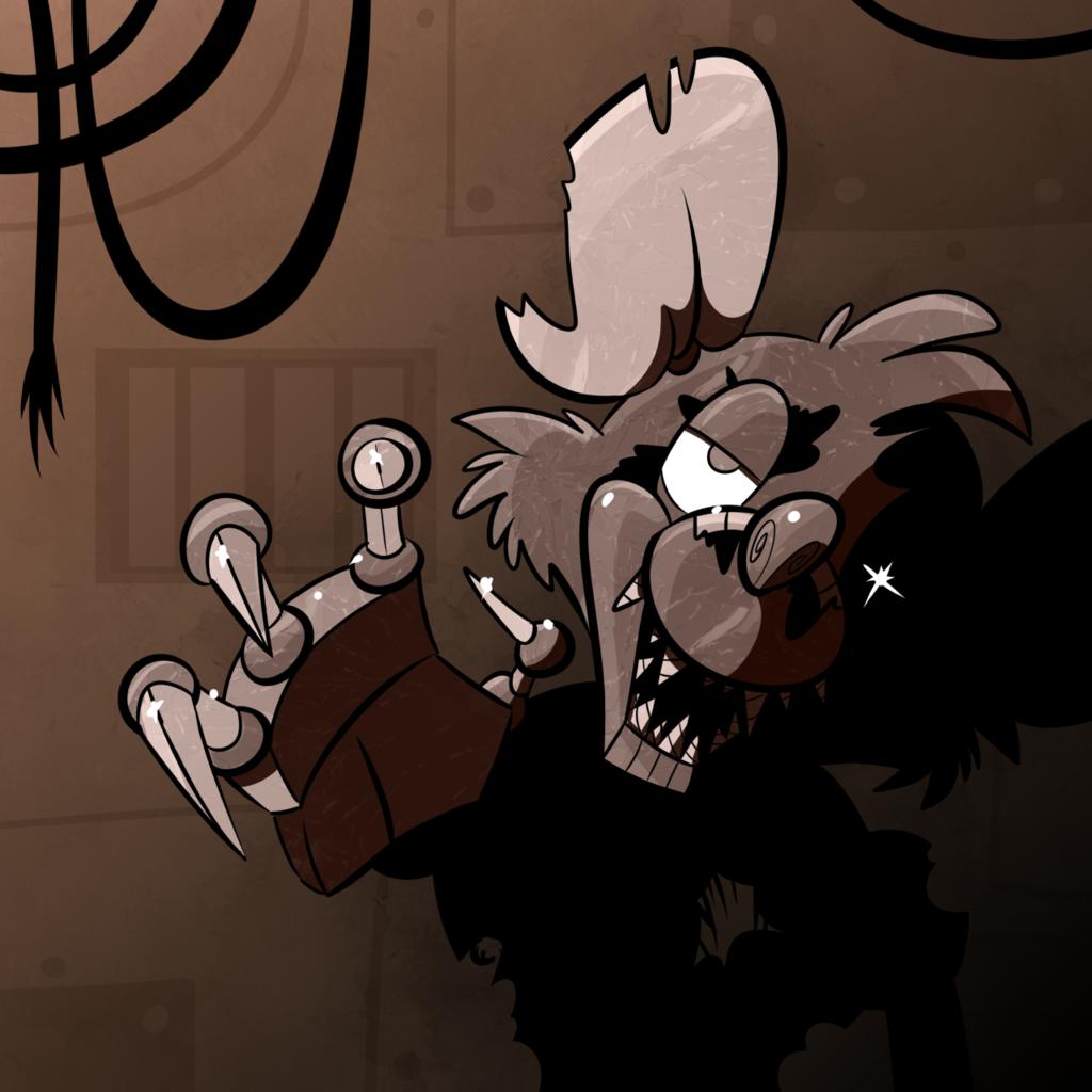Most recent image: Trevor Animatronic Mouse