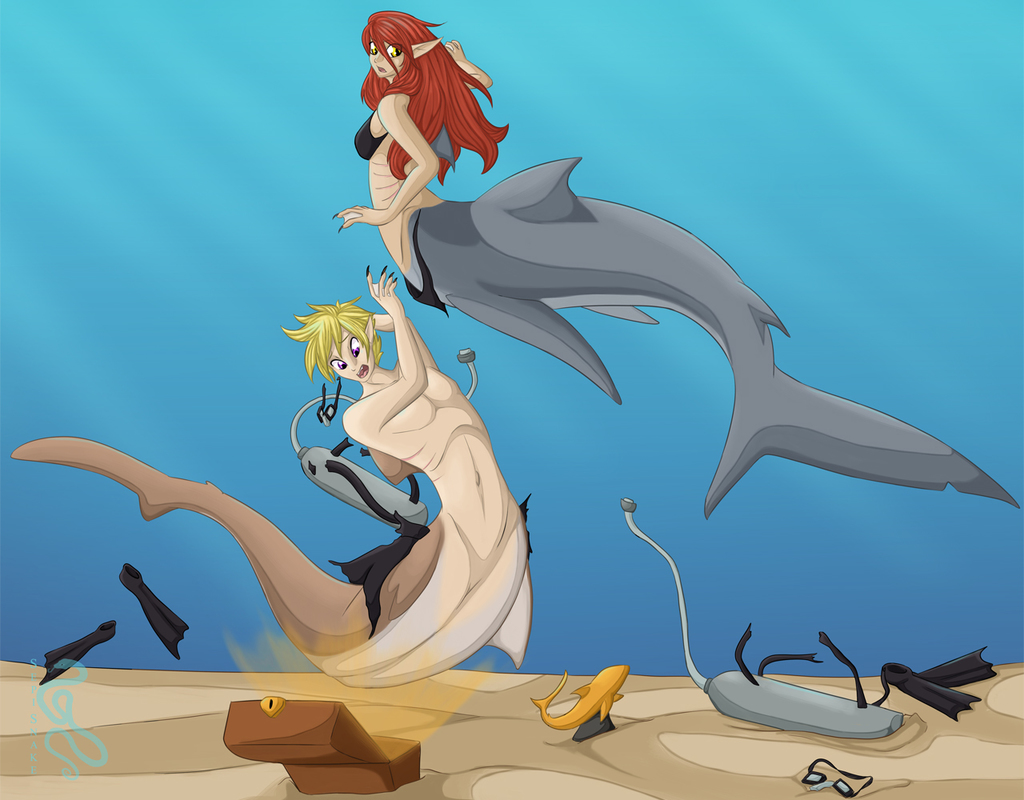 Most recent image: Mermaid Discoveries