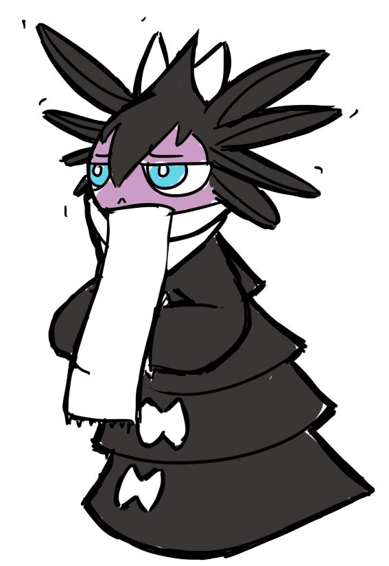 Cold Gothitelle