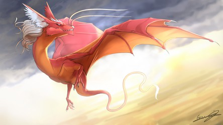 oh look, another random dragon