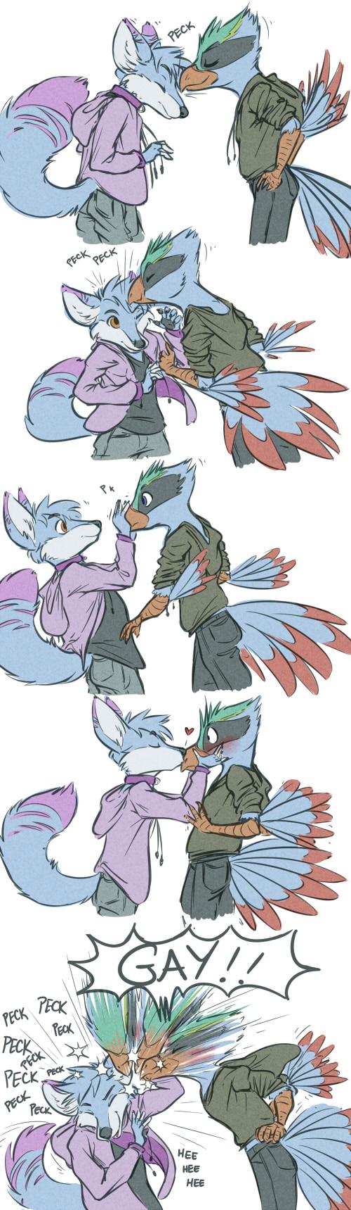 PWYW: Feathers ruffled