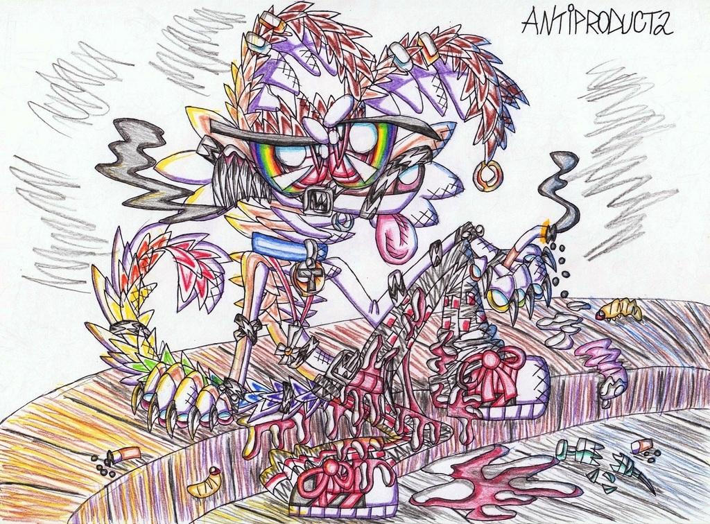 Talento's mess