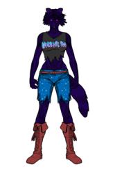 "Lorena ""Trailblazer"" (civilian outfit)"