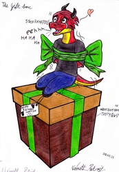 A little surprise in the box 1 (Traditional)
