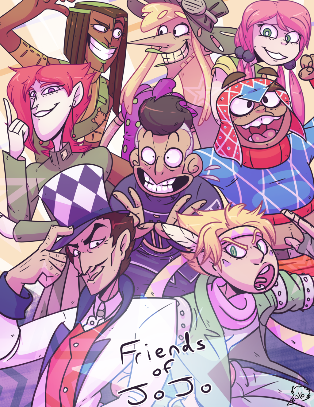 Friends of Jojo