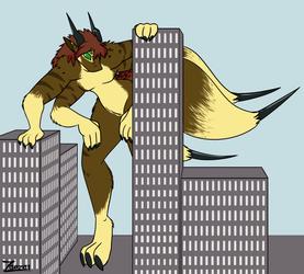 Kaiju Ash
