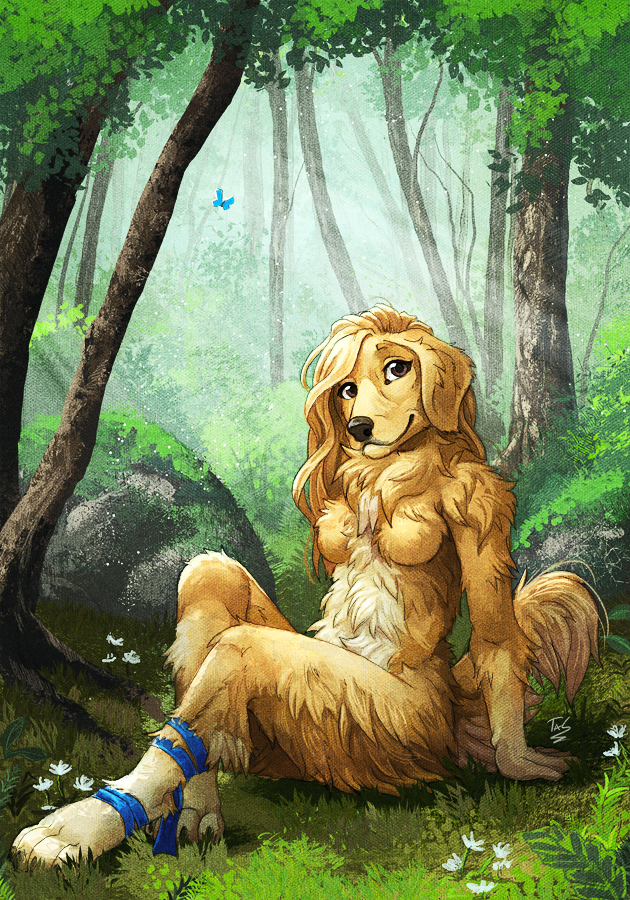 Most recent image: Forest Floof