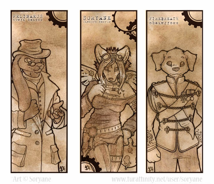 What The Fur - Steampunk Banners 2