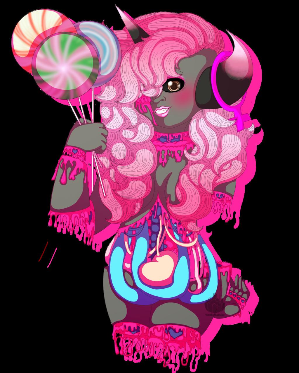 Candy Gore Venus