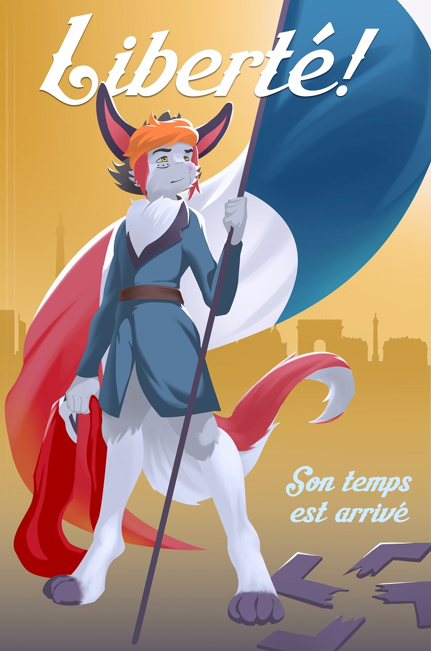 French Resistance poster [C]