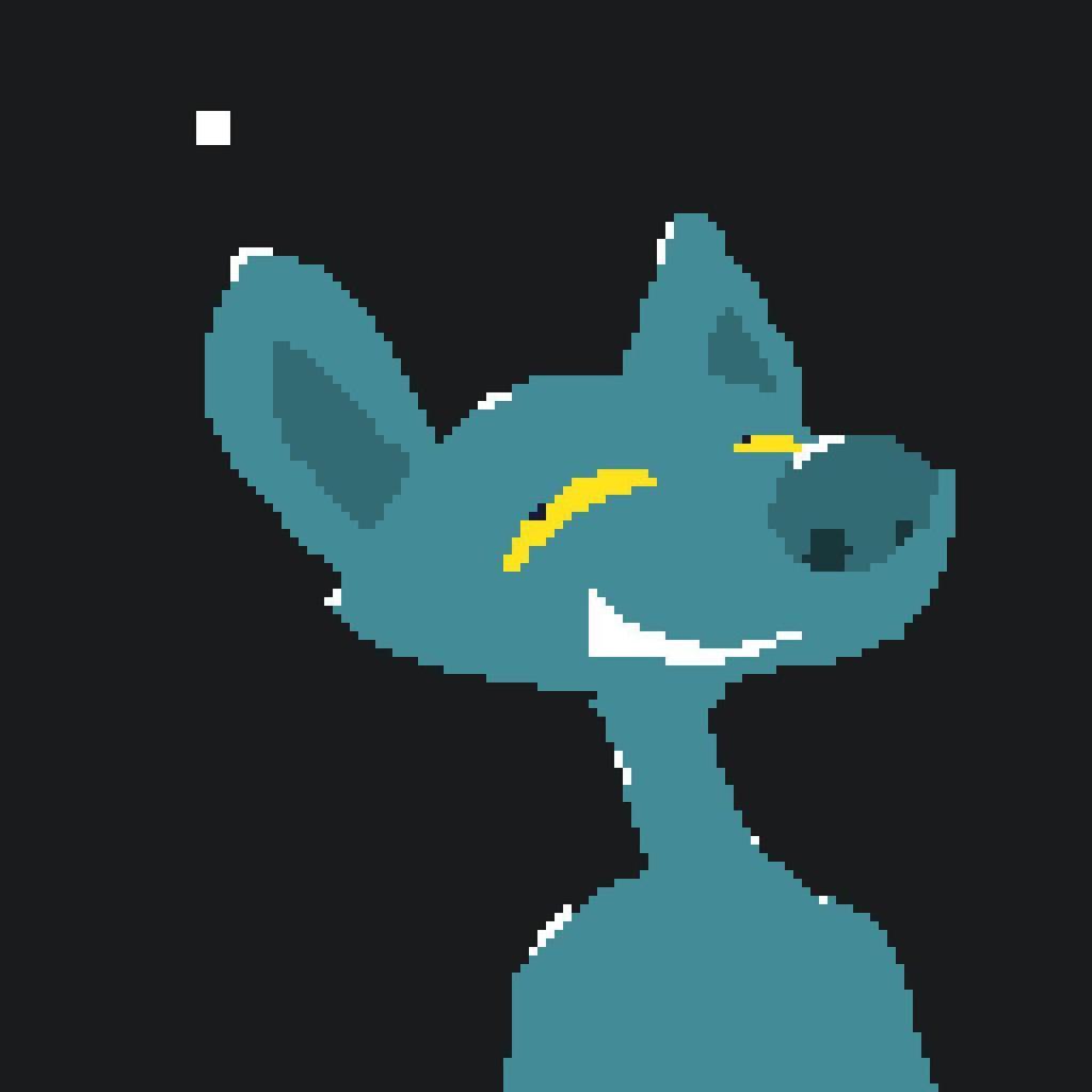 Pixel Art : Rando Thingy