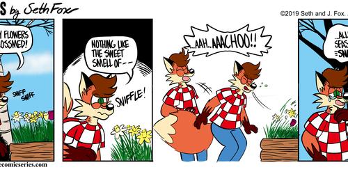 DN #133 - Springtime Alllergies