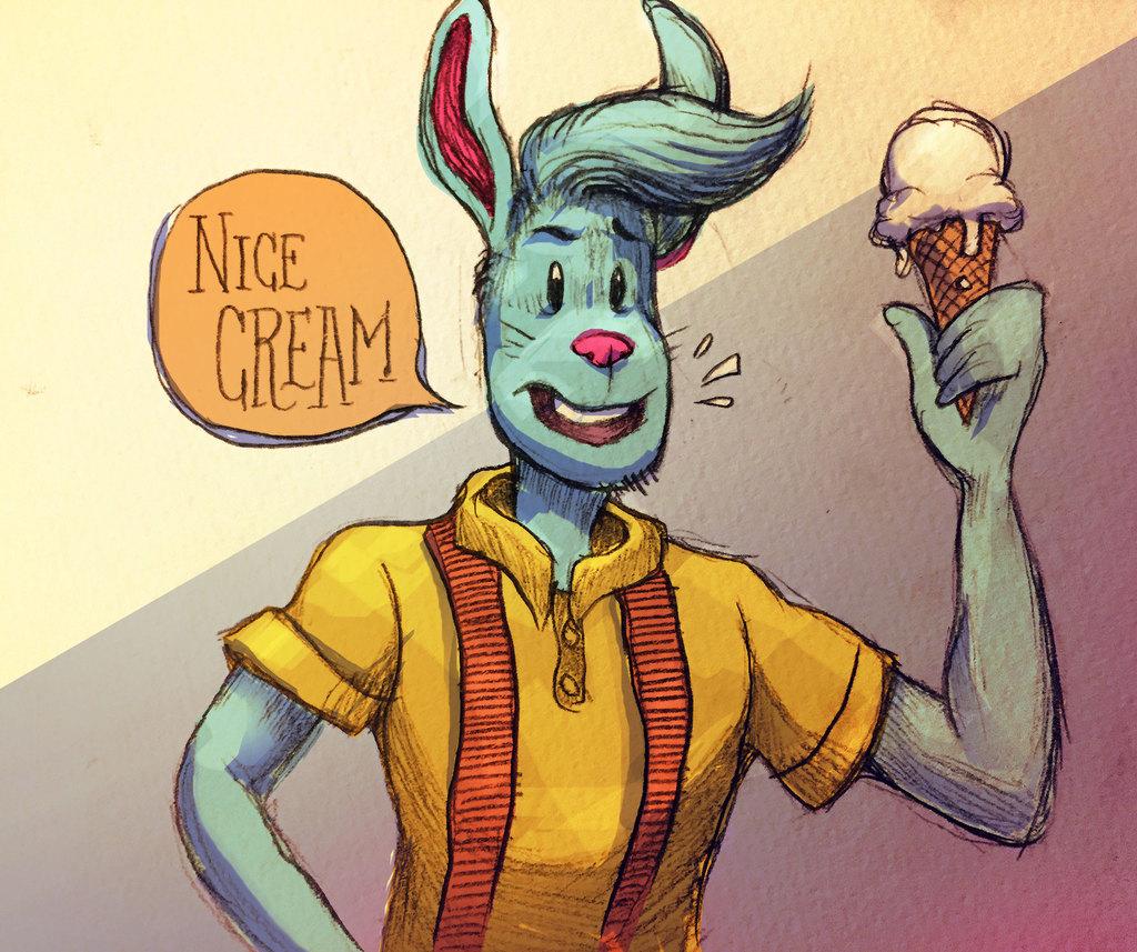 Most recent image: Undertale's Nicest Cream Man