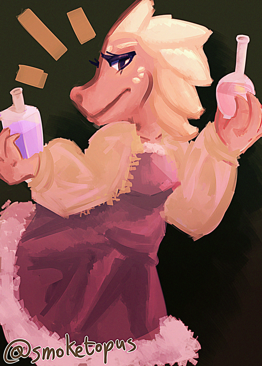 The Potion Maker