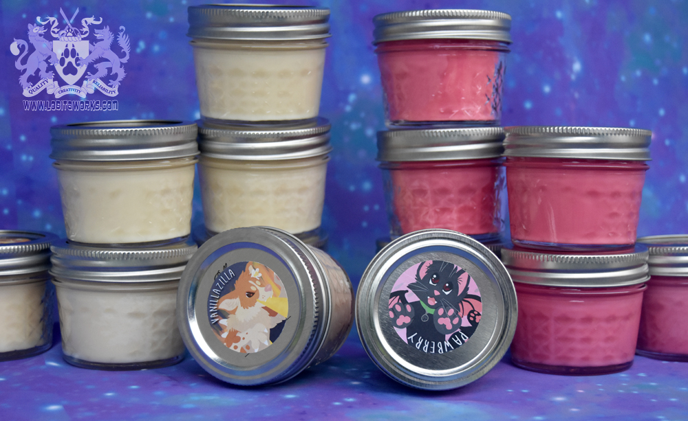 Scented Candles Now Available!
