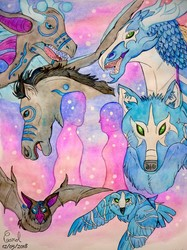 Shapeshifters ...