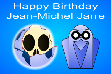 Fanart for Jarre 70th