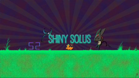 YouTube Banner Design ShinySolus