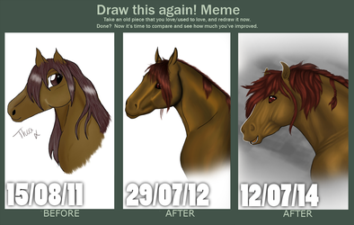 Improvement meme