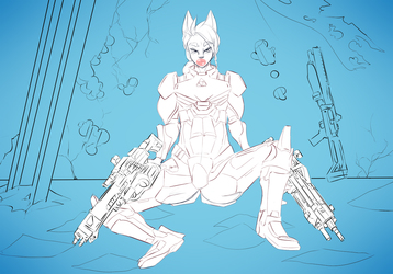 Dulce Bellum Expertis //Sketch//