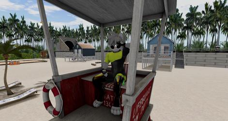 [SL] Lifeguard On Duty