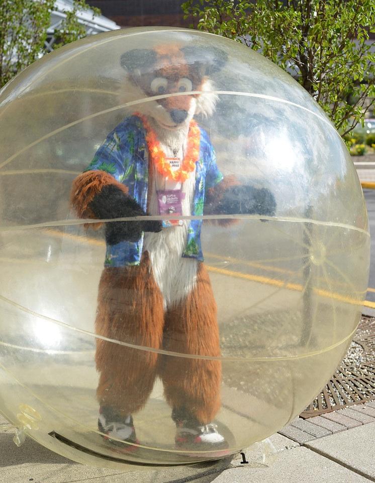 Having a ball at IFC