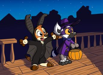 Halloween with Kiki