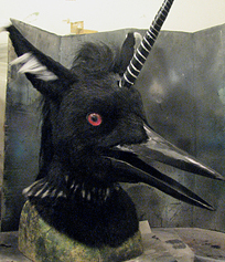 Sordid Loon-icorn mask