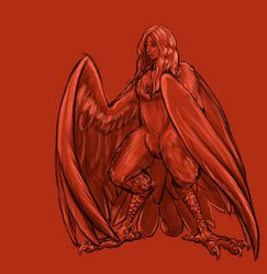 Harpy Self