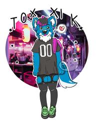 [c] Japanese Street Fashion badge