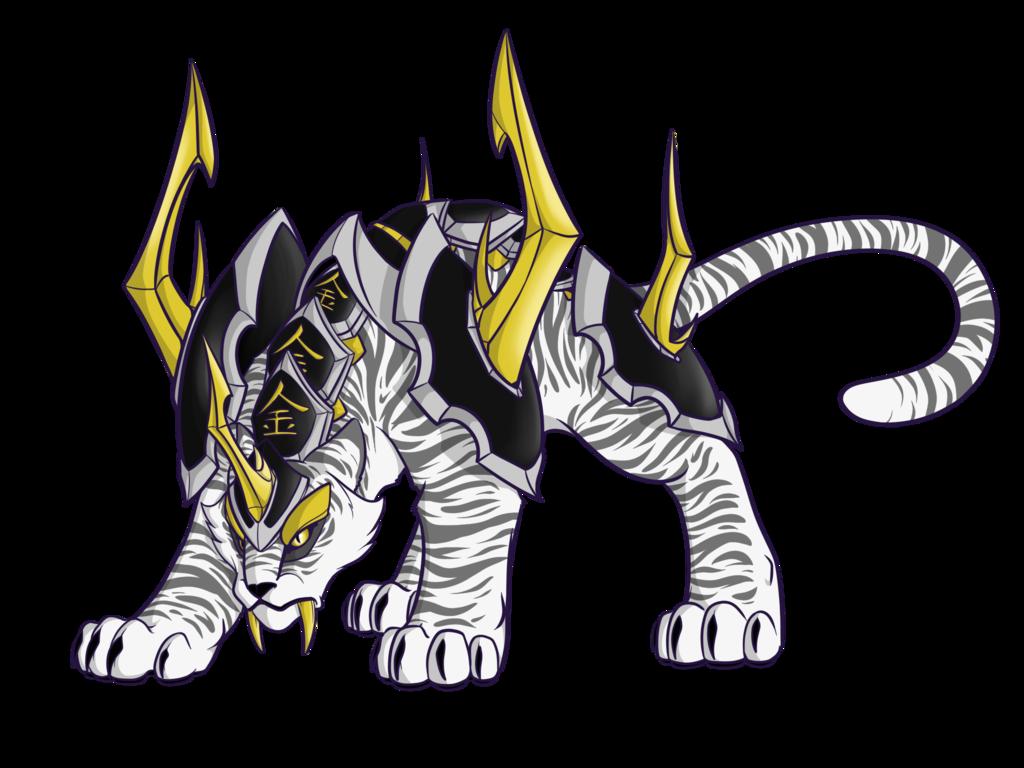 IoQ - Bai Hu the Tiger