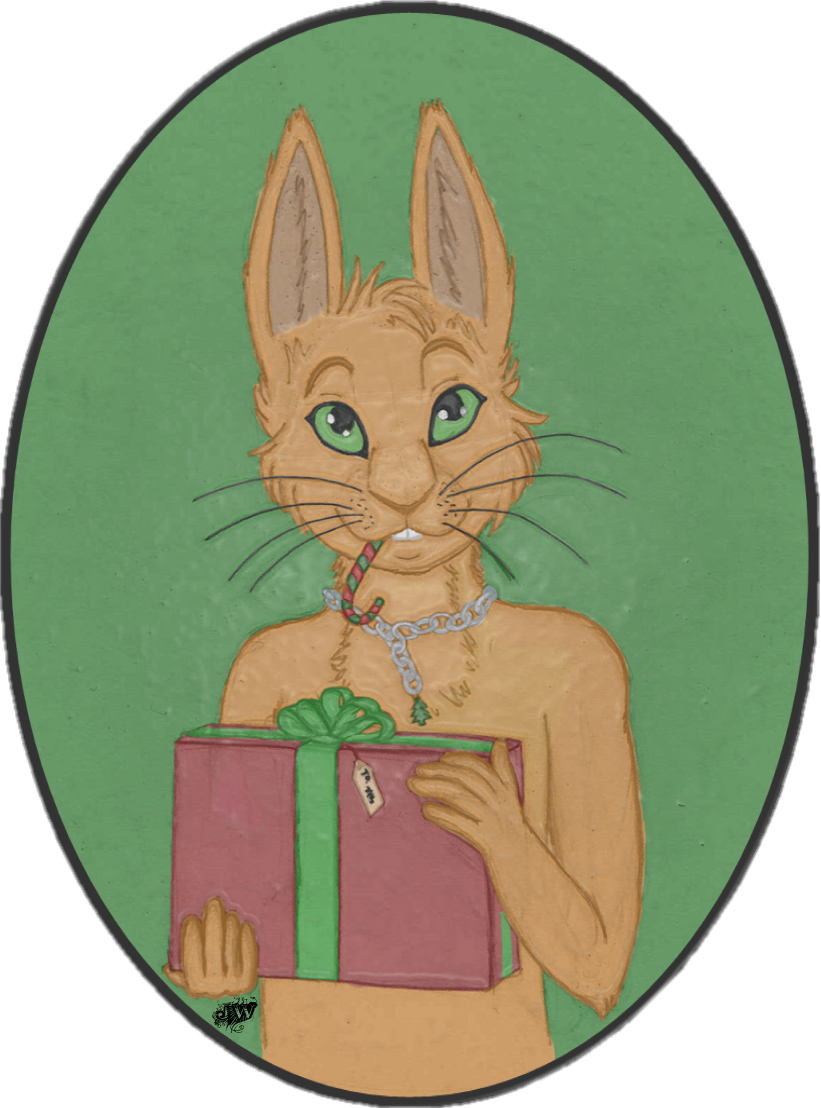 Featured image: secret santa for LAG on ukfur