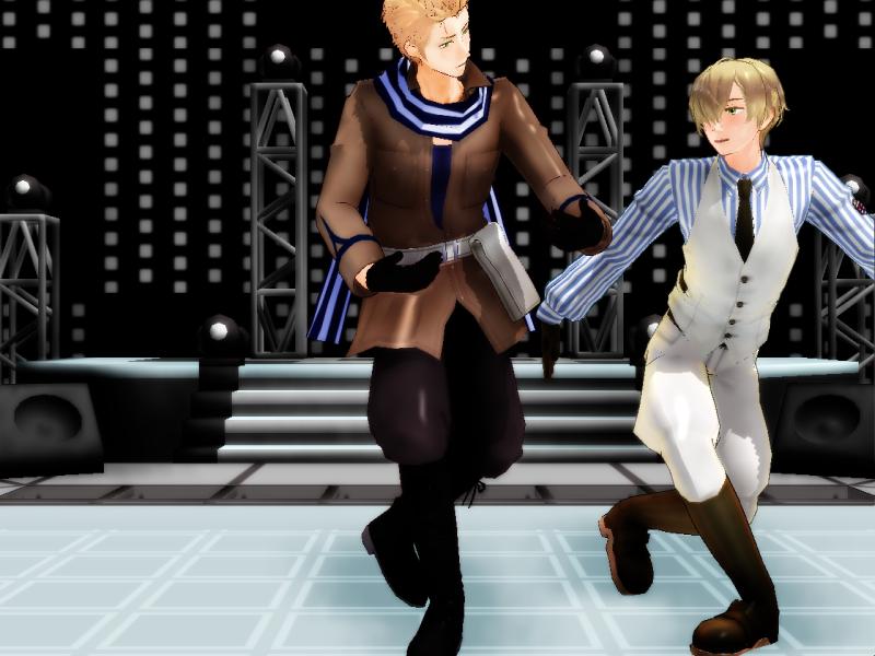 Most recent image: [MMD APHetalia] Shake it Off
