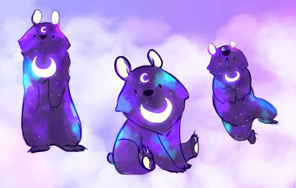 Galaxy Bear - Boone