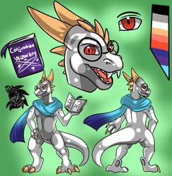 Rev +Flatcolored Ref Commission+
