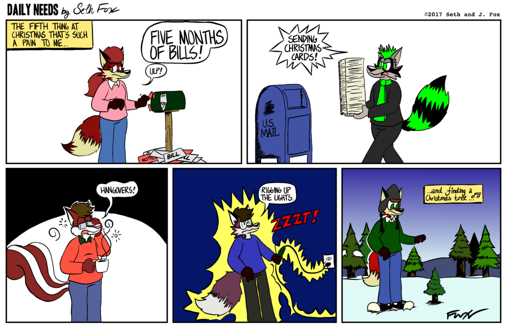 #093 - The 5th Pain at Christmas