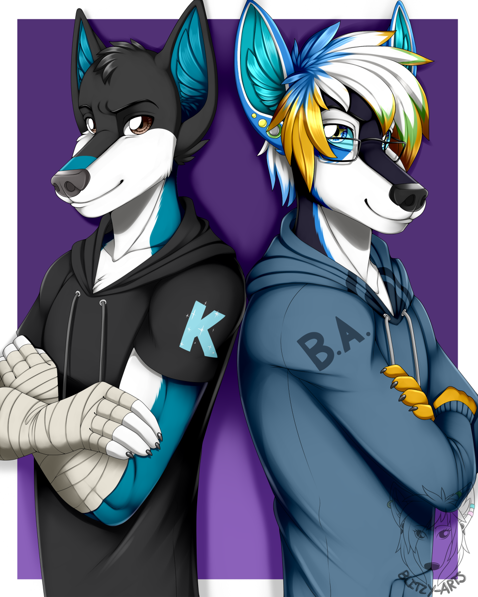 Commission: Bros