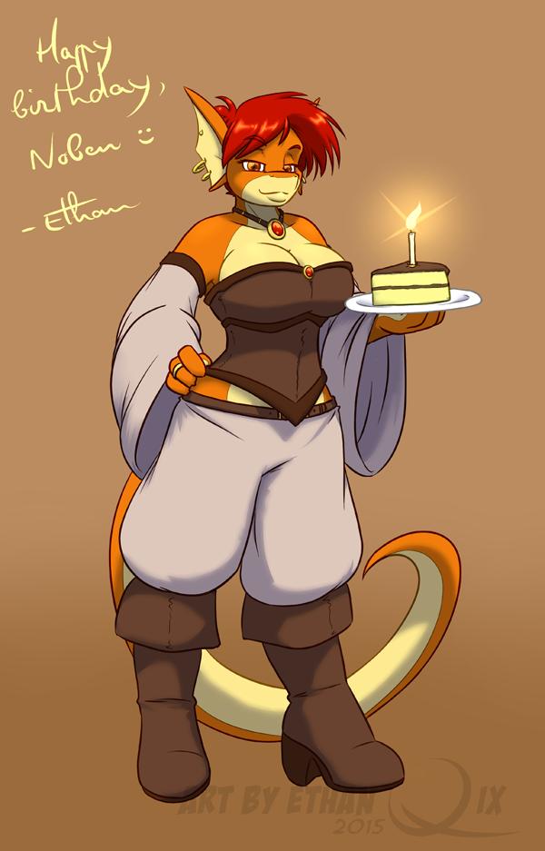 [Gift] Happy birthday to Noben