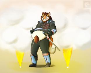 [COM] 151 - Suit Mishap